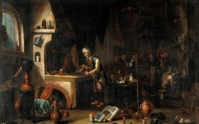 ALCHEMY AND ROSICRUCIANISM IN FREEMASONRY