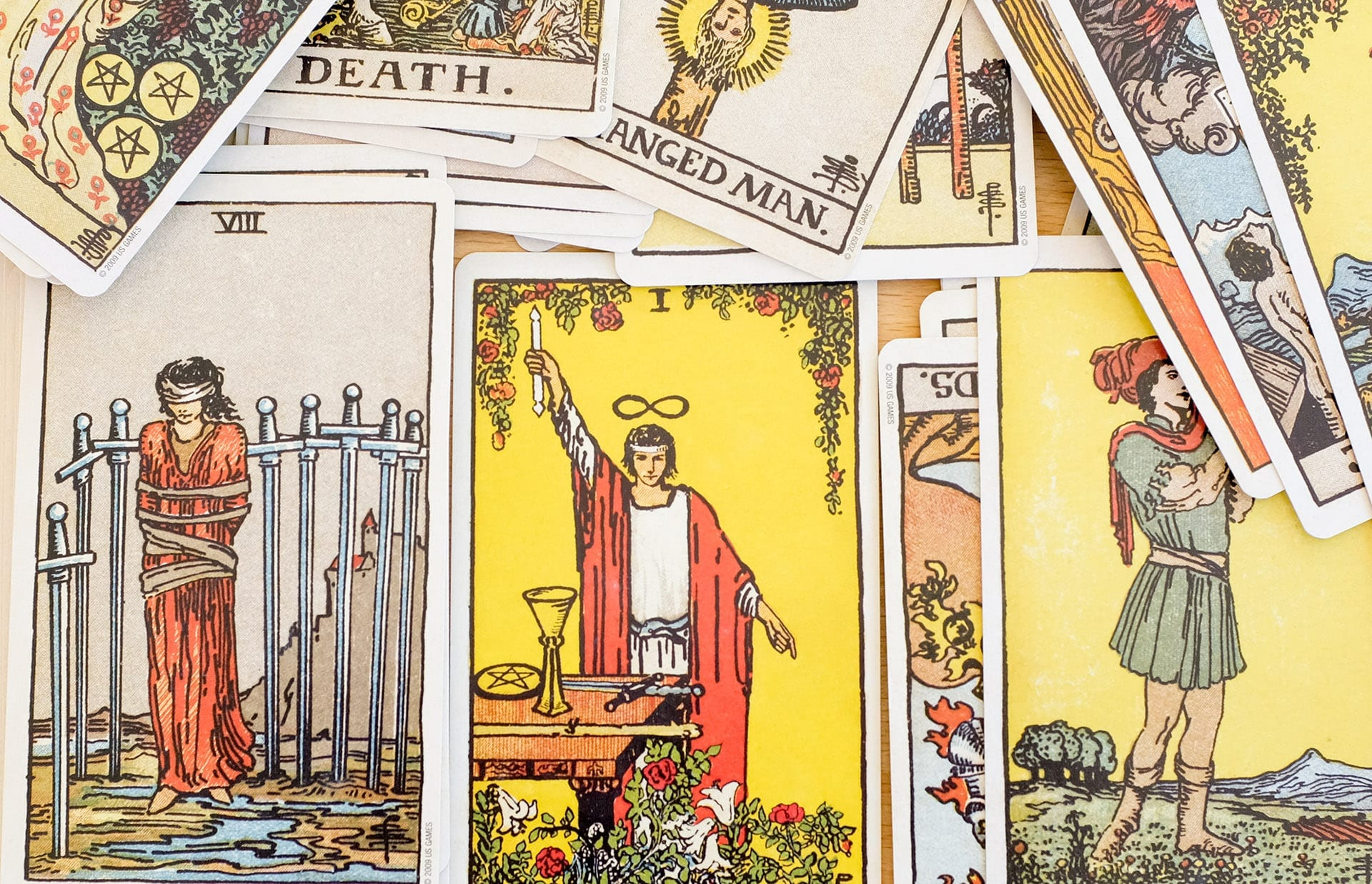 WHAT DO TAROT CARDS HAVE TO DO WITH FREEMASONRY?