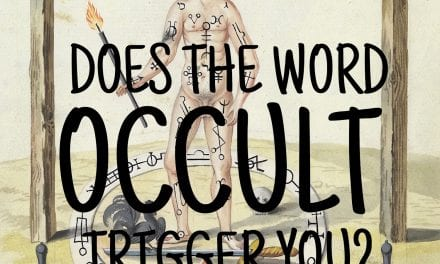 Tria Prima Podcast | Episode 3 | Does the Word Occult Trigger you?