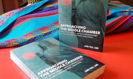 New Book: APPROACHING THE MIDDLE CHAMBER by Jaime Paul Lamb